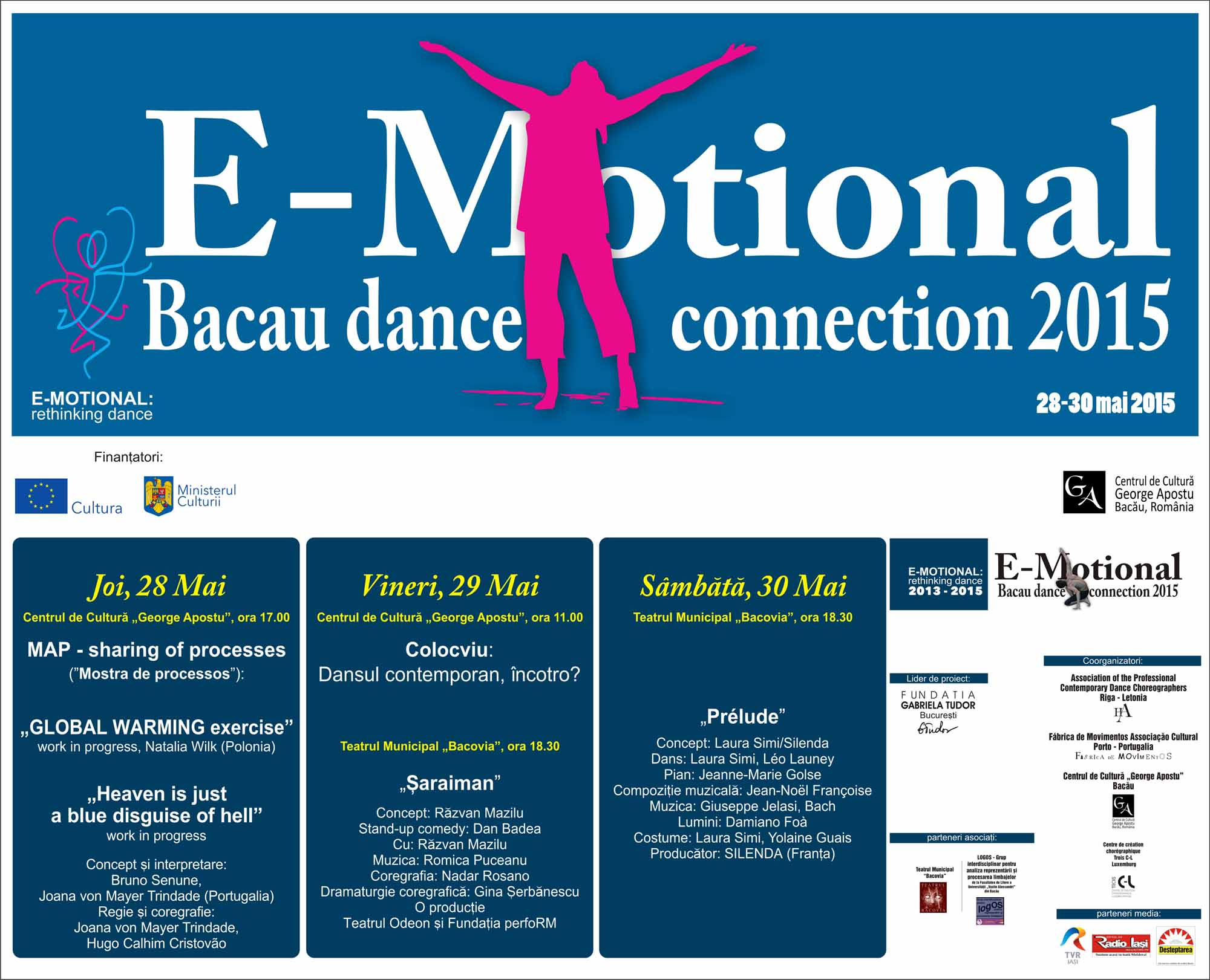 E-motional, Bacau dance connection 2015
