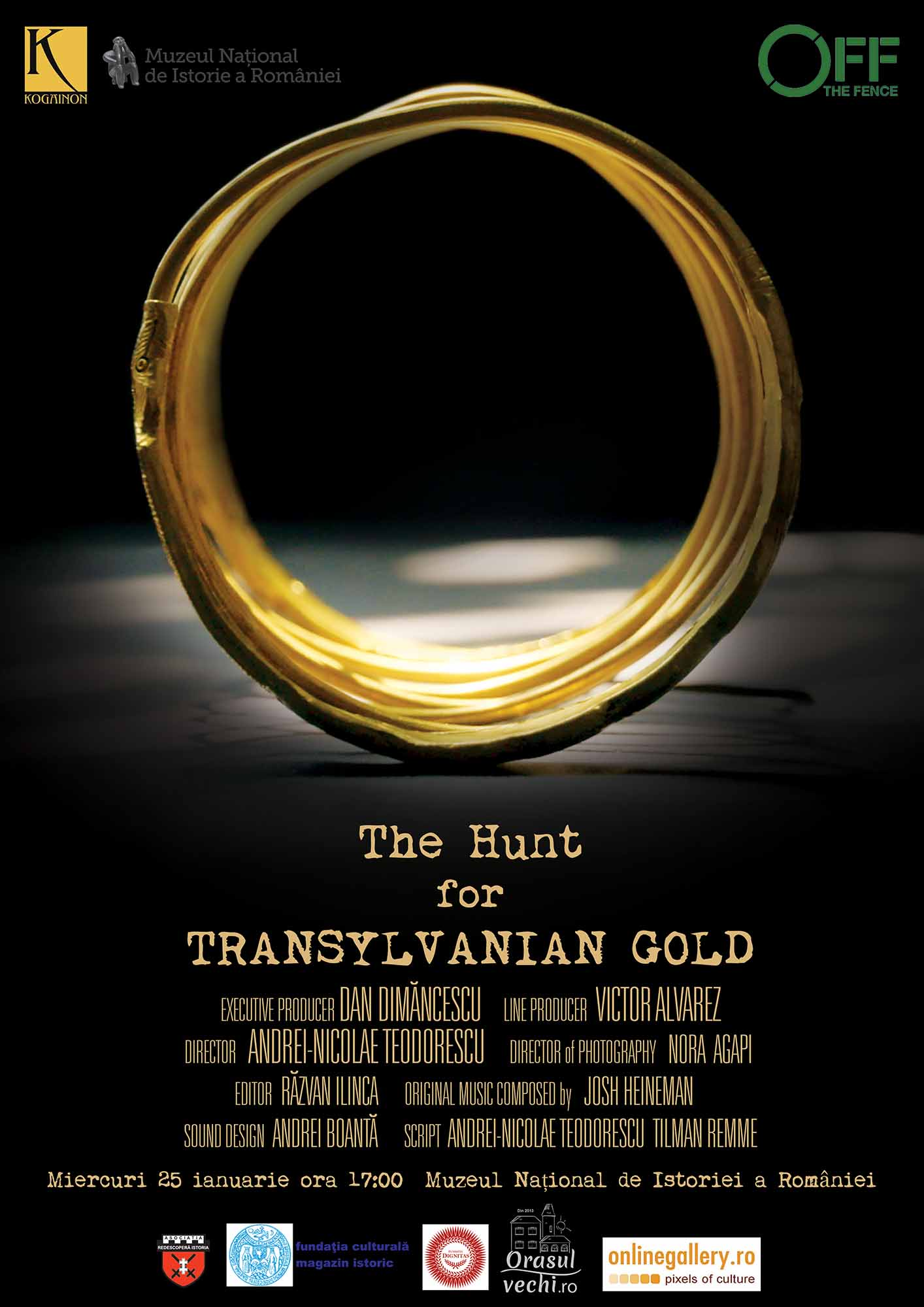 afis_premiera-the-hunt-for-transylvanian-gold_mnir_25-01-2017