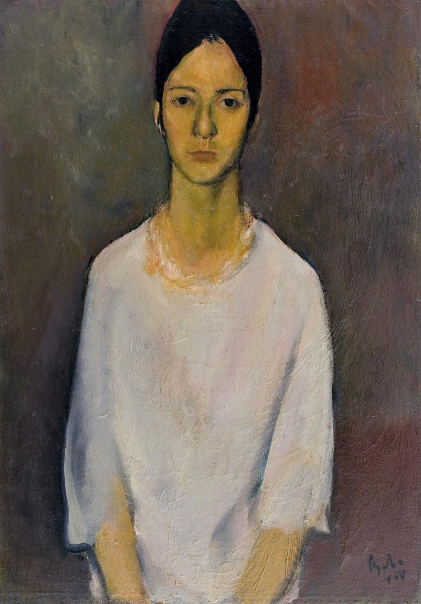 C. Baba - Portret de fata (Filona) - 1964